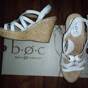 b.o.c Born wedges